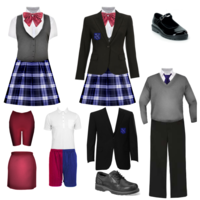 Schoolbelles Uniform Fitting