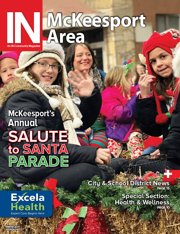 Cover of INCommunity Magazine featuring our school families