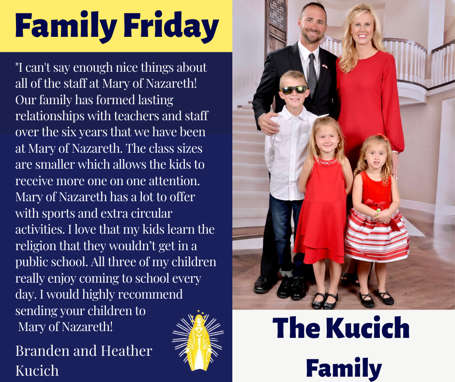 Family Friday - Kucich